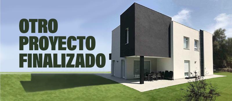 Nueva vivienda entregada